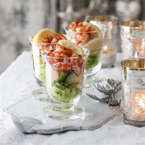 Appetizers For Cocktail Parties Easy - christmas day starter recipes woman and home