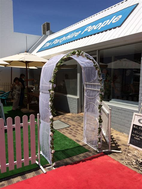 Wedding Arch Perth by Wedding Arch White Wrought Iron Perth Hire