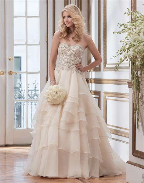 Wedding Dresses Justin by Justin Wedding Dresses Fairytale Brides