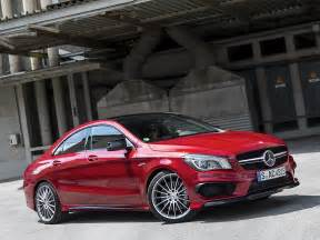 mercedes 45 amg gets epa autoevolution