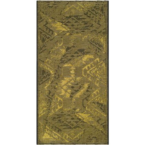 black and green area rugs safavieh palazzo black green 3 ft x 5 ft area rug pal122 56c10 3 the home depot