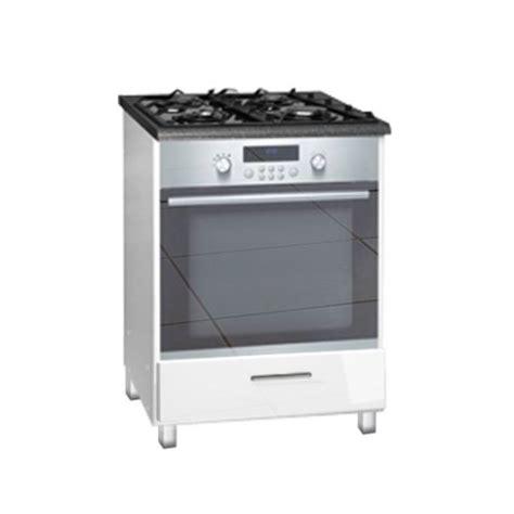 meuble cuisine plaque et four meuble de cuisine bas 60 cm pour four encastrable avec