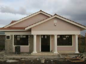 3 Bedrooms House by Three Bedroom House Design In Kenya 3 Bedroom Section 8