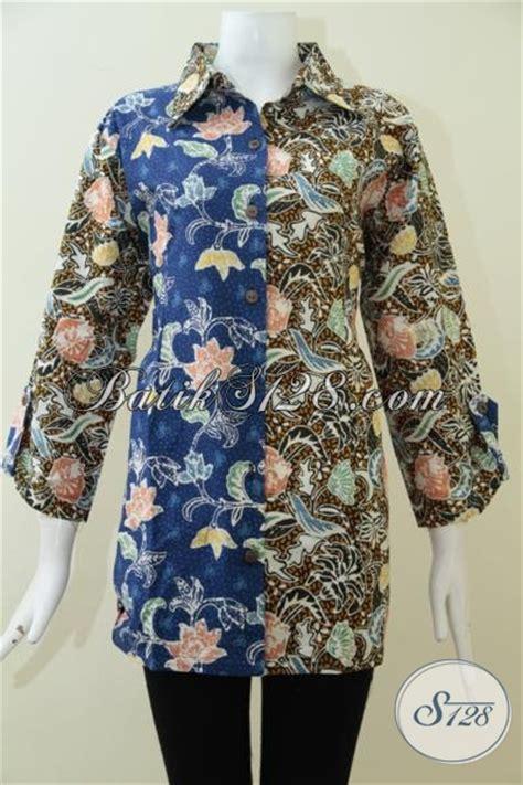 desain baju batik yang bagus jual busana batik bagus dengan harga terjangkau baju blus