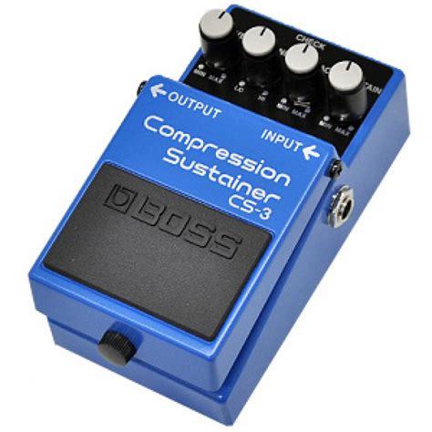 Harga Cs 3 Compressor Sustainer jual cs 3 compression sustainer pedal