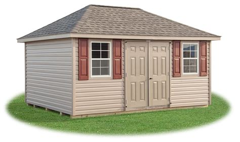Creek Storage Sheds by Hip Style Storage Sheds Pine Creek Structures