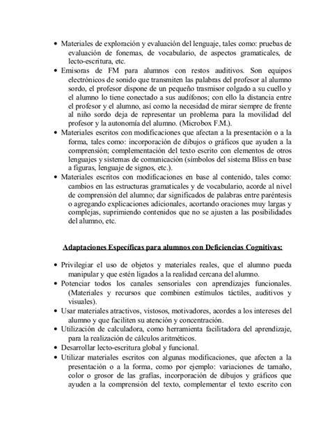 www infopitagoras com adaptaciones curriculares lecto adaptaciones curriculares