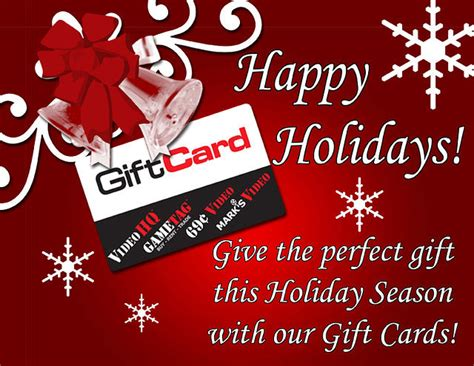 Gift Card Ad - holiday gift card ad 4