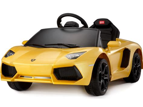 kid car lamborghini kids lamborghini power wheel