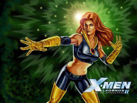 Wallpaper Girl Marvel   marvel girl comics wallpaper