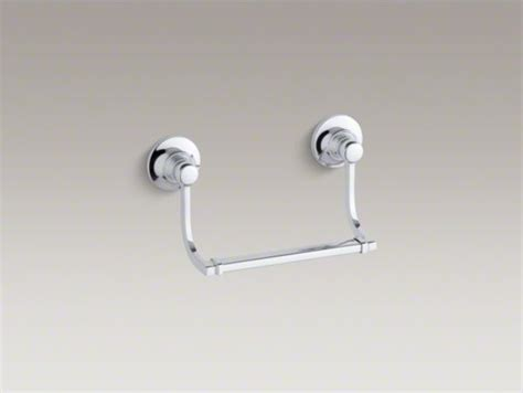 bathroom hand towel hooks kohler bancroft r hand towel holder contemporary