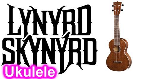 lynyrd skynyrd ukulele lynyrd skynyrd freebird ukulele with solo pocketfox
