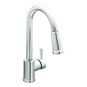 Moen One Handle Kitchen Faucet by Moen Faucets At Kitchen And Bathroom Faucets At Faucet