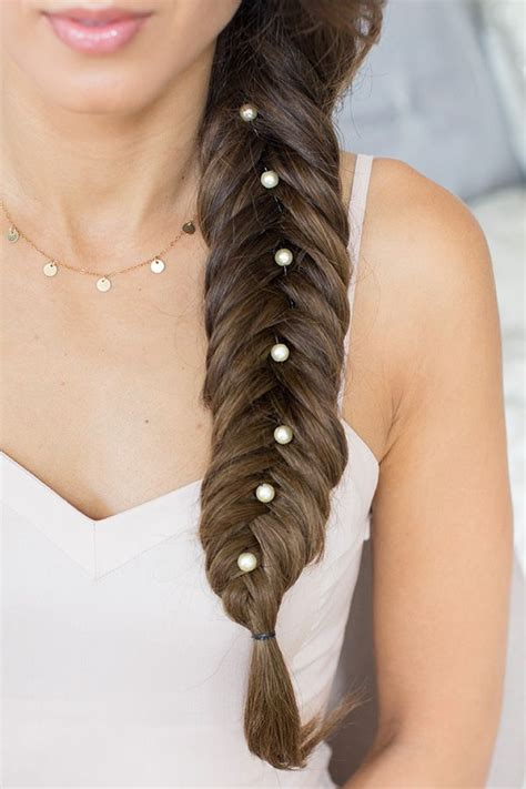 fishtail braid on the side fishtail summer side fishtail braid in different styles trends for womens