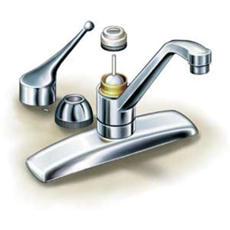 Bathroom Sink Faucet Repair Fixing A Leaky Bathroom Sink Faucet Type Faucets