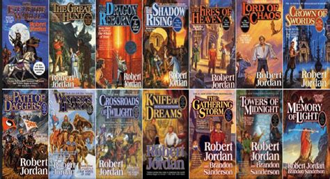 time books robert the wheel of time books 0 14