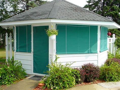 Patio Wind Block by Residential Canvas Patio Porch Deck Enclosures Outdoor