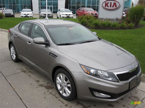 Kia Optima Satin Metal 2012 Satin Metal Kia Optima Ex 55488264 Photo 4