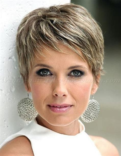 36 year old women with pixie cuts short hairstyles for older woman with fine thin hair