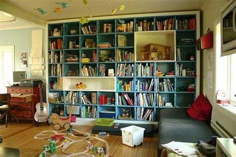bookshelf from milk crates decorating stuff