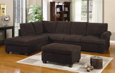 bobs couch sectional sofas bobs 52 off bob s furniture brown