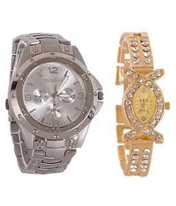 Buy Watches Buy Rosra Silver Analog Buy 1 Get 1