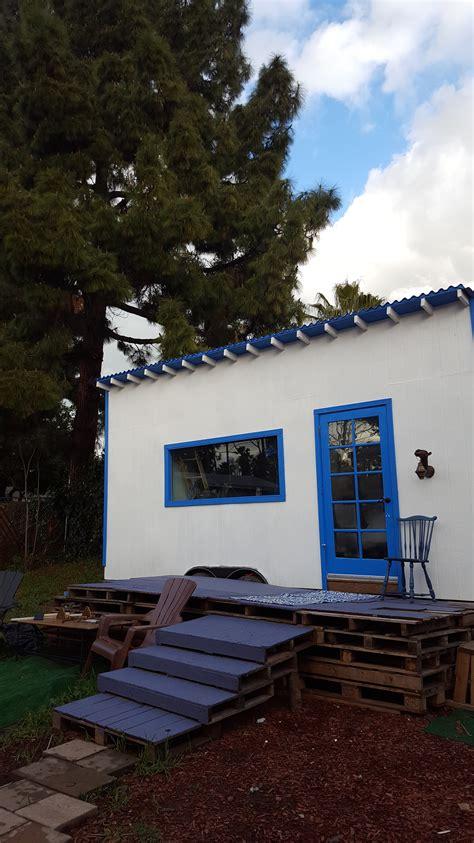 tiny houses 10000 10 000 diy tiny house on wheels in california