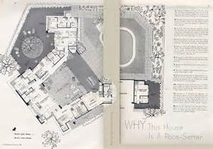 Cliff May Floor Plans by House Beautiful Promotes Cliff May Nationally Xamary