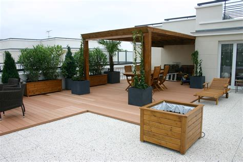 Amenager Terrasse D Appartement 3910 by Comment Am 233 Nager Sa Terrasse