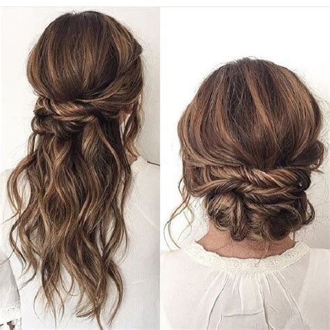 partial updo with braids best 20 half up wedding ideas on pinterest