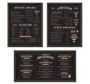 Home Menu Board Design Chad Design Restaurants