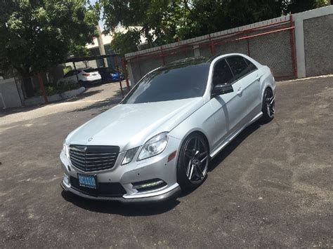 2013 mercedes e class amg for sale in kingston