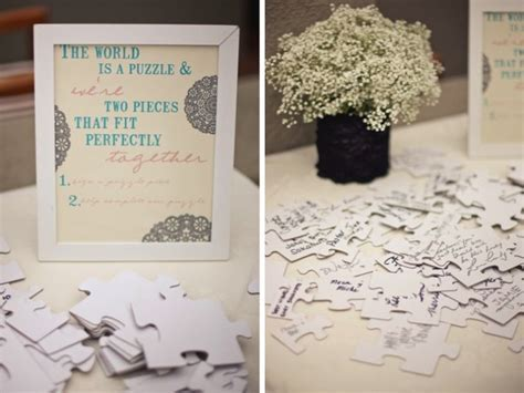Top 5 Wedding Guest Book Alternatives   OneWed