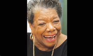 If There Were No News Papers by Angelou A Titan Who Lived As Though There Were No