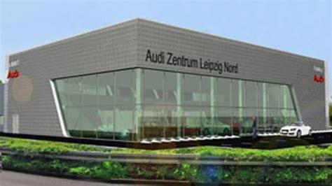 Autohaus Audi Leipzig by Richtfest Im Audi Terminal Leipzig Nord Autohaus De