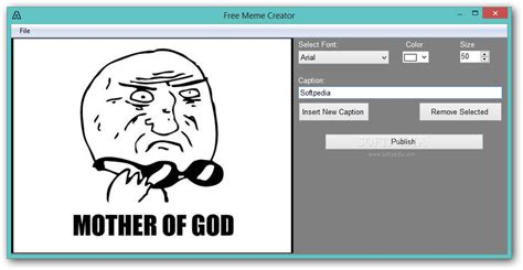Meme Maker Program - free meme creator download