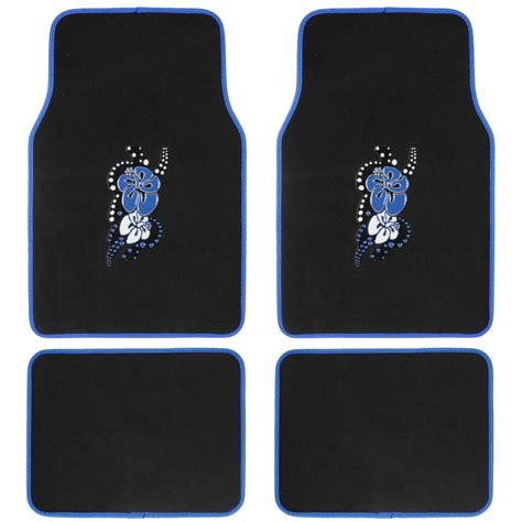 Design Floor Mats For Cars custom design floor mats 4 pc car accessories for
