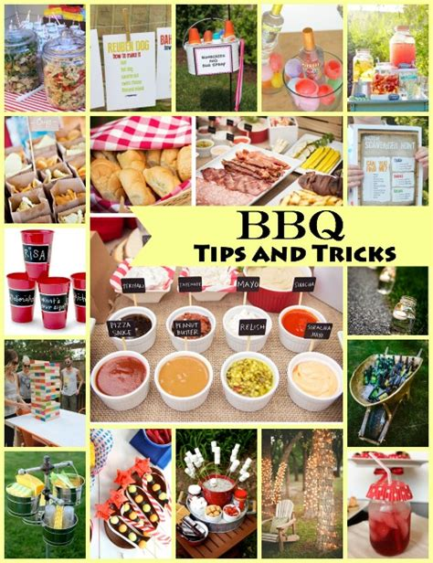 20 tricks and tips to before your next bbq
