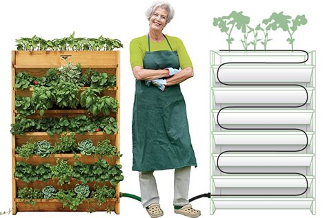 gronomics vertical garden gronomics vertical garden set up easy as 1 2 3