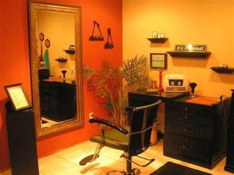 small space accent wall beauty salon beauty salon decor