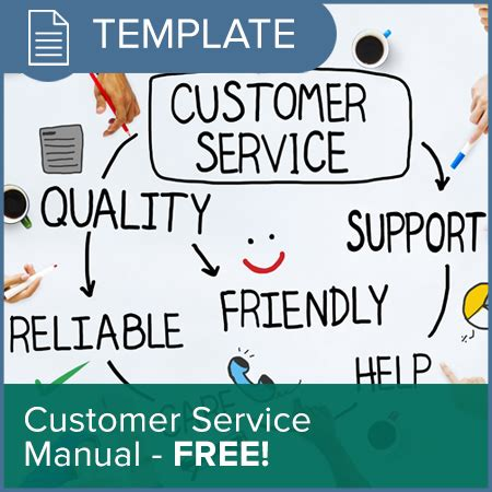 customer service manual template administration archives osgo the podiatry membership