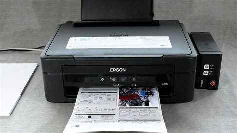Printer Epson L210 epson l210 photo print on vimeo