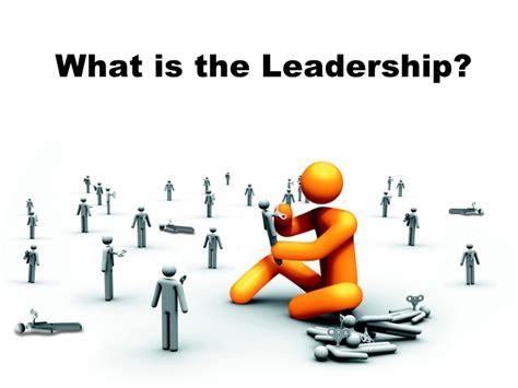 Leadership 3 In 1 M leadership slideshow