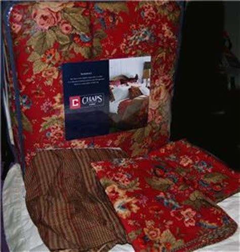 ralph lauren summerton ralph chaps somerset comforter set new 1st ebay