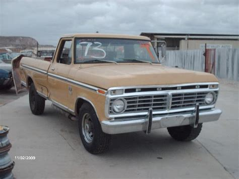 1973 Ford Truck by 1973 Ford Truck F250 735664d Desert Valley Auto Parts