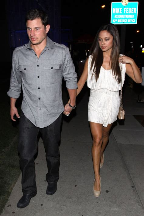 Minnillo And Nick Lachey Are Shacking Up by Lachey Photos Photos Nick Lachey And