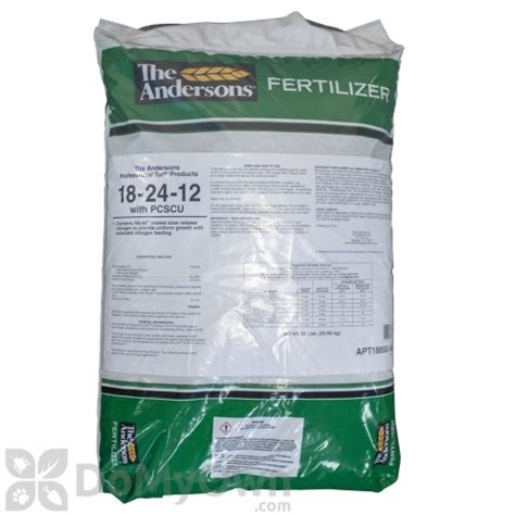 andersons fertilizer     ns   lb bag