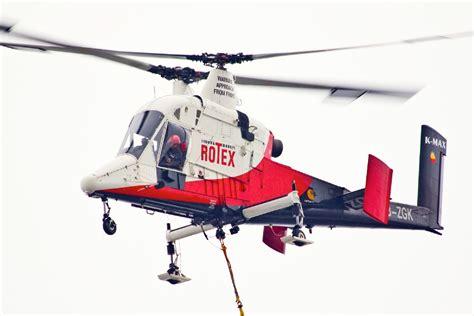 K A Maxy 直升机的交叉旋翼会不会相撞 k max给出答案 新闻 腾讯网