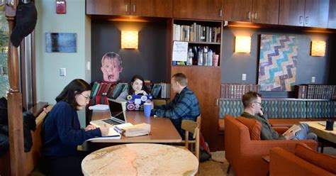 Davenport Mba Tuition by Davenport Coffee Lounge Serves Up Rich Aromas And A Rich