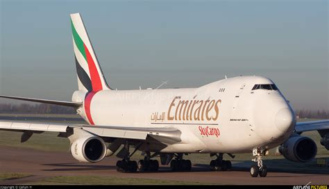 emirates cargo oo thc emirates sky cargo boeing 747 400f erf at east